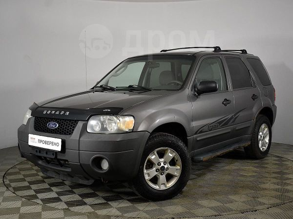 Ford Escape, 2004 год, 348 967 руб.