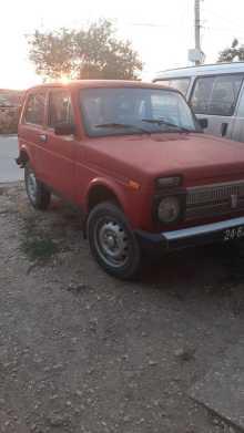 Севастополь 4x4 2121 Нива 1981