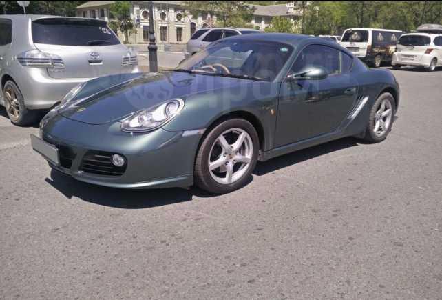 Porsche Cayman, 2011 год, 1 699 999 руб.