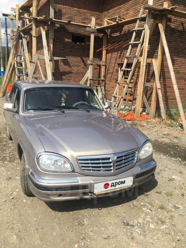ГАЗ 31105 Волга, 2007 год, 140 000 руб.