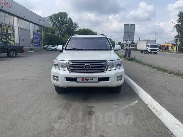 Toyota Land Cruiser, 2013 год, 2 499 999 руб.