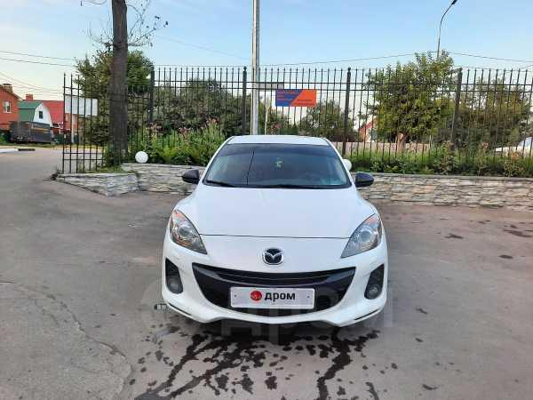 Mazda Mazda3, 2013 год, 640 000 руб.