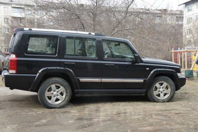 Jeep Commander, 2007 год, 750 000 руб.