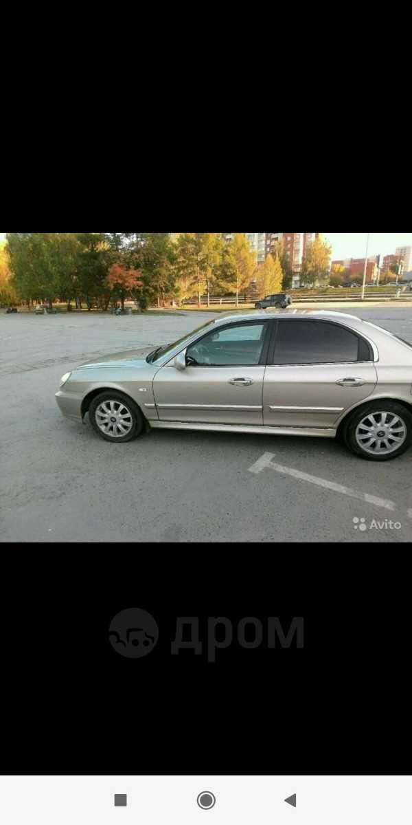Hyundai Sonata, 2004 год, 270 000 руб.