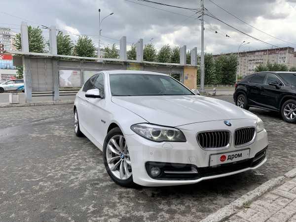 BMW 5-Series, 2016 год, 1 730 000 руб.