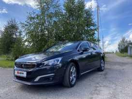 Иваново Peugeot 508 2014