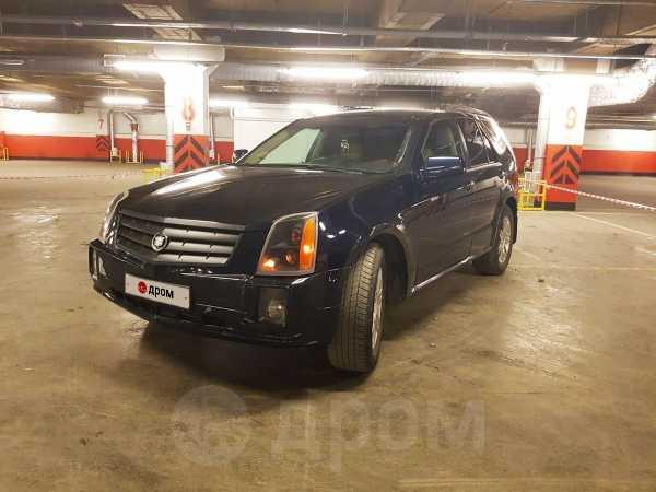 Cadillac SRX, 2004 год, 380 000 руб.