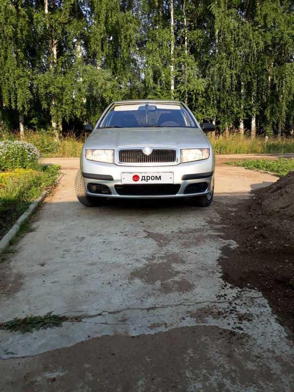 Skoda Fabia, 2007 год, 197 000 руб.