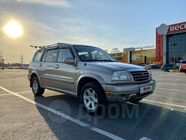 Suzuki Grand Vitara XL-7, 2002 год, 340 000 руб.