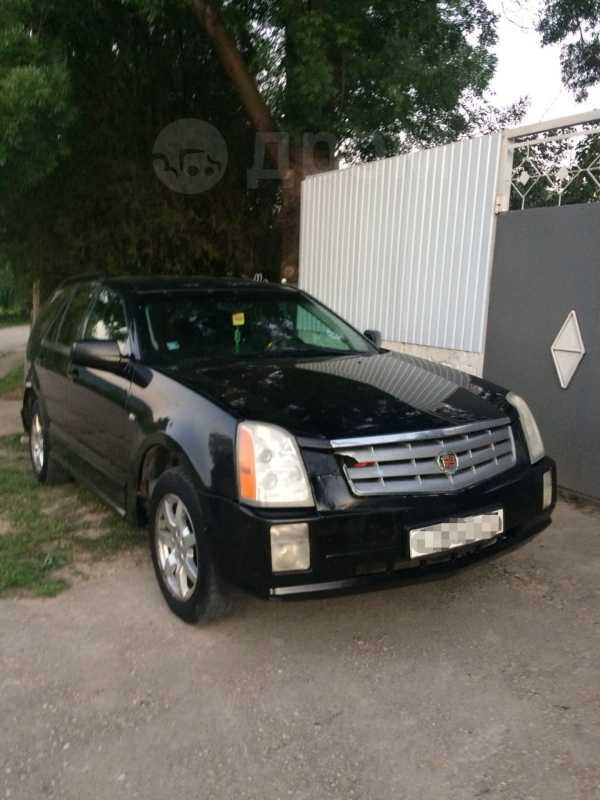 Cadillac SRX, 2007 год, 350 000 руб.