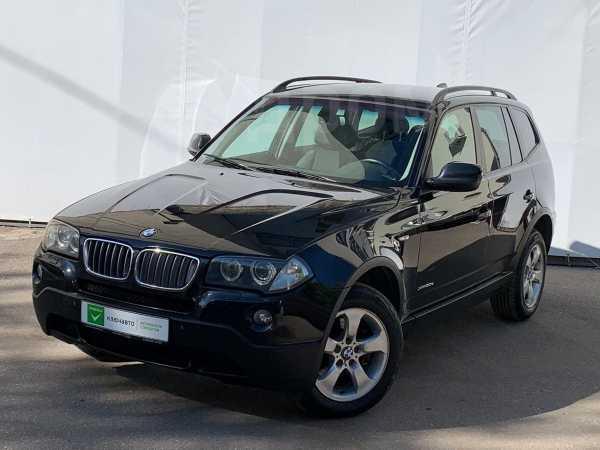 BMW X3, 2010 год, 719 900 руб.