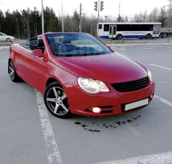 Volkswagen Eos, 2008 год, 670 000 руб.