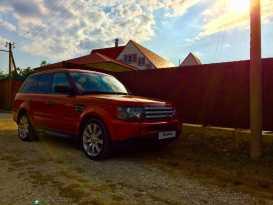 Черкесск Range Rover Sport