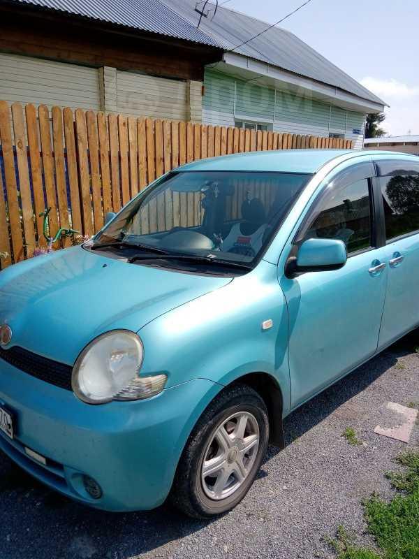 Toyota Sienta, 2005 год, 355 000 руб.