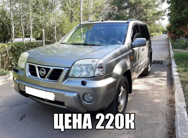 Nissan X-Trail, 2003 год, 270 000 руб.