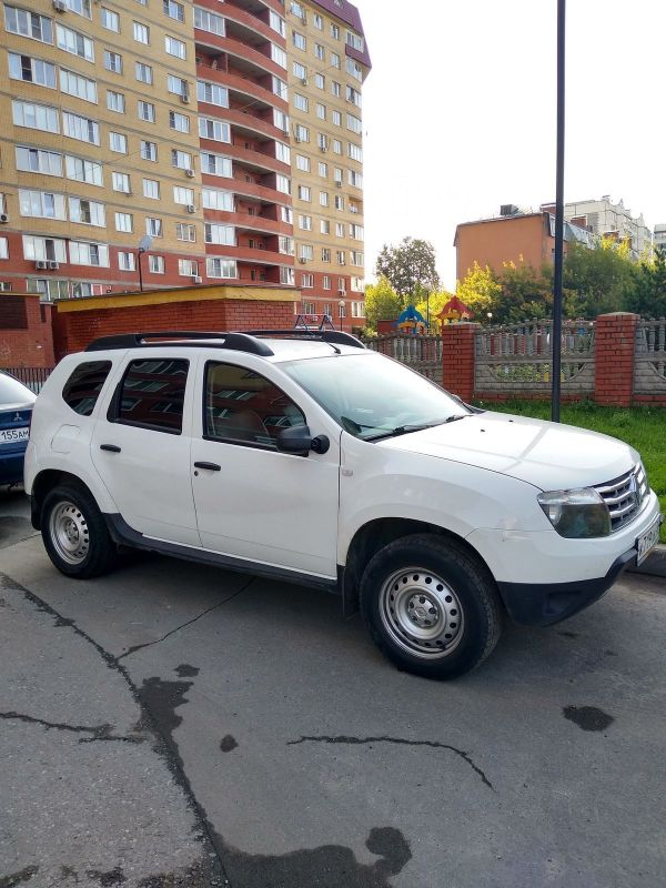 Renault Duster, 2013 год, 530 000 руб.