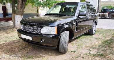 Грозный Range Rover 2006