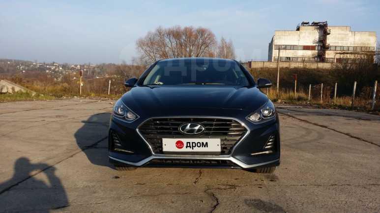 Hyundai Sonata, 2017 год, 1 300 000 руб.