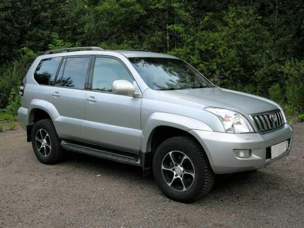 Toyota Land Cruiser Prado, 2004 год, 980 000 руб.