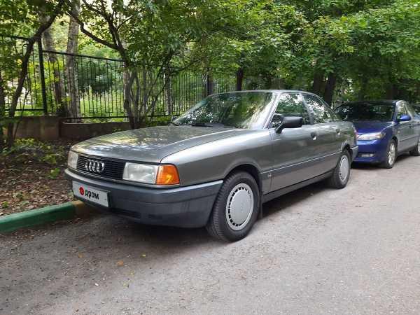 Audi 80, 1987 год, 180 000 руб.