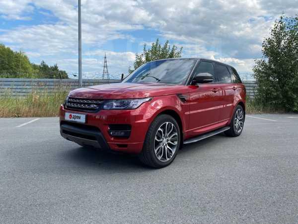 Land Rover Range Rover Sport, 2014 год, 3 068 000 руб.