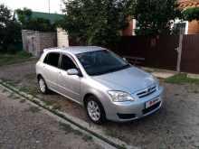 Ладожская Corolla Runx 2005