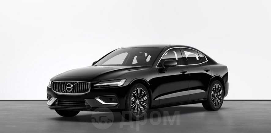 Volvo S60, 2019 год, 2 894 400 руб.