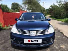 Москва Nissan Tiida 2010