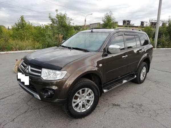 Mitsubishi Pajero Sport, 2014 год, 1 200 000 руб.