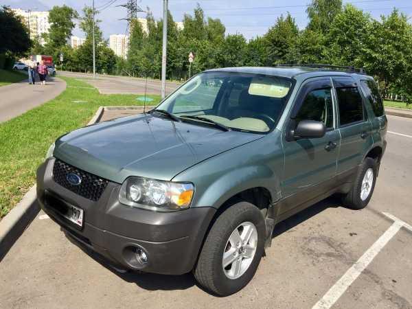 Ford Escape, 2005 год, 335 000 руб.