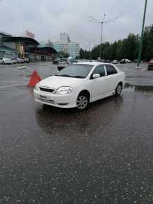 Владимир Corolla 2000
