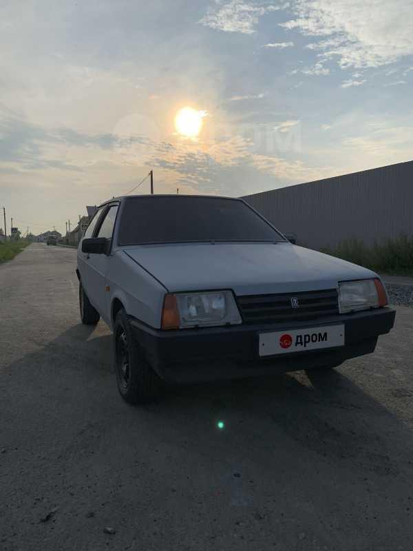 Лада 2108, 1995 год, 28 000 руб.