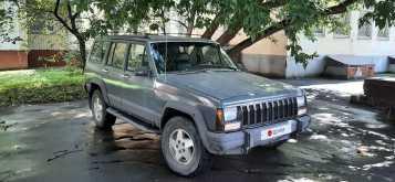 Москва Cherokee 1992
