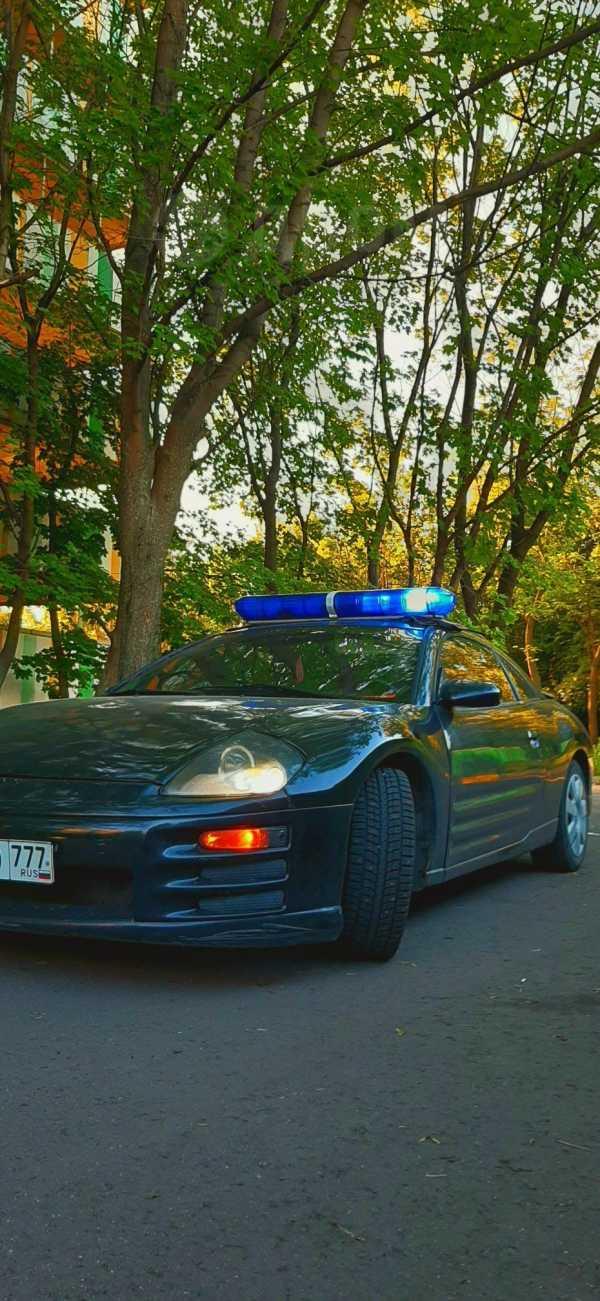 Mitsubishi Eclipse, 2000 год, 275 000 руб.