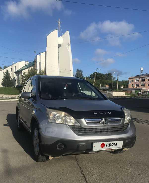 Honda CR-V, 2007 год, 657 000 руб.