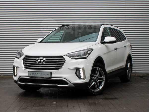 Hyundai Grand Santa Fe, 2017 год, 1 849 000 руб.