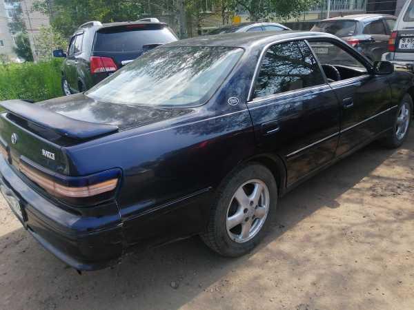 Toyota Mark II, 1998 год, 160 000 руб.