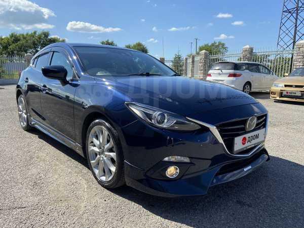 Mazda Axela, 2016 год, 835 000 руб.