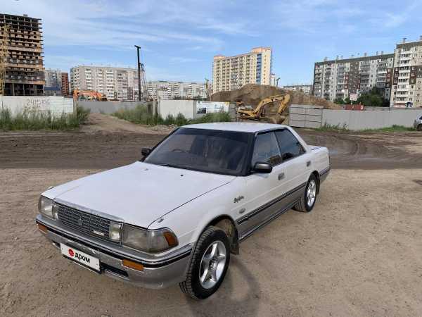 Toyota Crown, 1989 год, 157 000 руб.