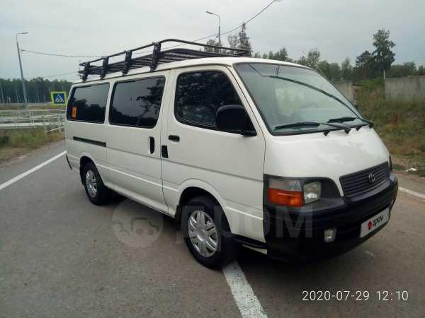 Toyota Hiace, 2002 год, 485 000 руб.