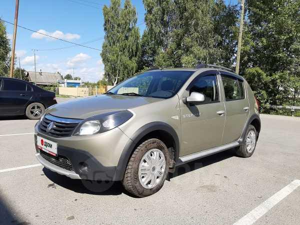 Renault Sandero Stepway, 2012 год, 370 000 руб.