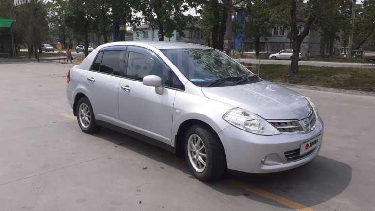 Nissan Tiida Latio, 2010 год, 395 000 руб.