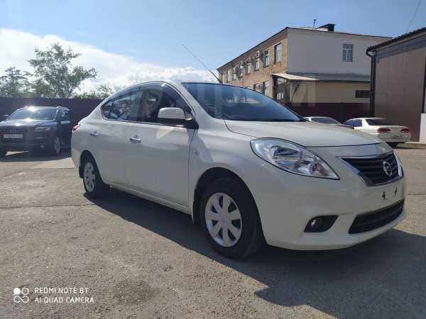 Nissan Latio, 2013 год, 545 000 руб.