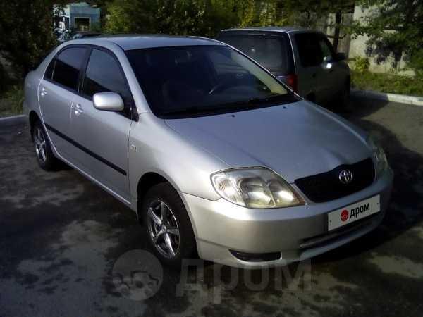 Toyota Corolla, 2003 год, 249 999 руб.