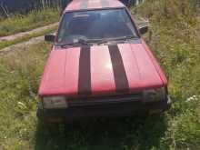 Иркутск Corolla II 1985
