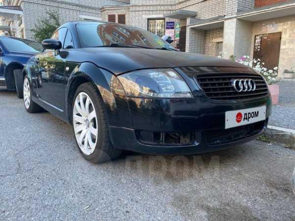 Audi TT, 2002 год, 490 000 руб.