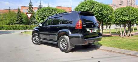 Новосибирск Lexus GX470 2003