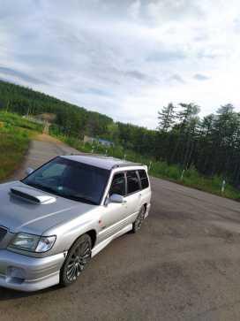 Ноглики Forester 2000