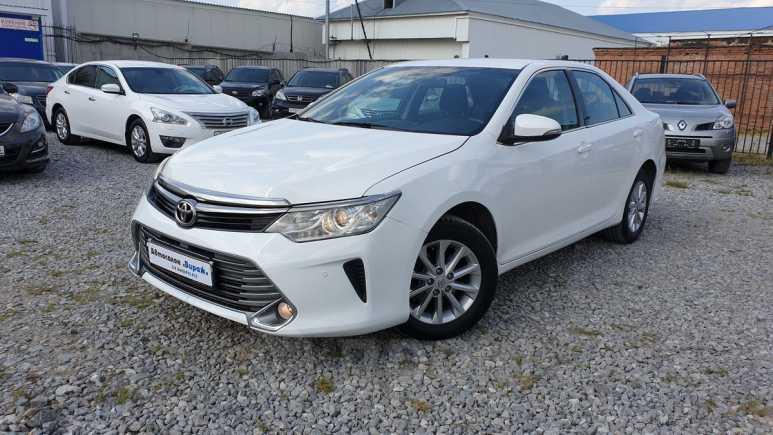 Toyota Camry, 2016 год, 1 099 000 руб.