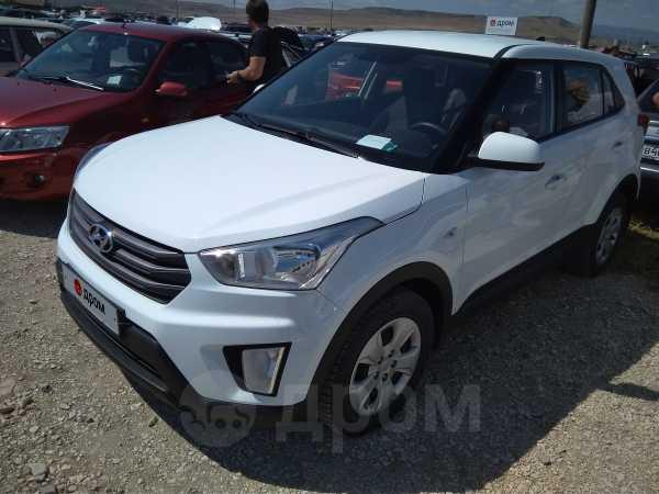 Hyundai Creta, 2017 год, 920 000 руб.